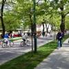 Sarajlije uživale u sunčanoj nedjelji šetnjom kroz Vilsonovo šetalište (FOTOGALERIJA)