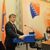 KOMŠIĆ: Hrvatska, Srbija i Turska nisu naše domovine, naša domovina je samo BiH