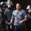 Vučićev vrat Andrej nakon batina tokom pridea postao vijest dana