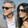 """George Clooney više """"nije na tržištu"""", objavljene fotografije s vjenčanja"""