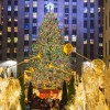 Čarolija božične jelke ispred Rockefeller centra u New Yorku