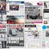 Naslovnice svjetskih novina o napadu na Charlie Hebdo
