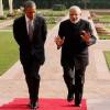 Kraljevski doček Baracku Obami u Indiji
