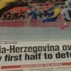 Katarski mediji pišu o bh. rukometašima: Idemo pobijediti Austriju i plasirati se dalje!