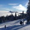 Na Jahorini sunčano, visina snijega 150 cm