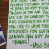 Učiteljica iz Oklahome pismom koje je obišlo svijet očitala lekciju tinejdžerima i Facebooku