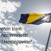 Sretan vam Dan nezavisnosti Bosne i Hercegovine!
