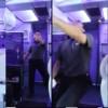 Stjuard urnebesnom koreografijom kroz muziku i ples saopštio sigurnosne upute za let (VIDEO)