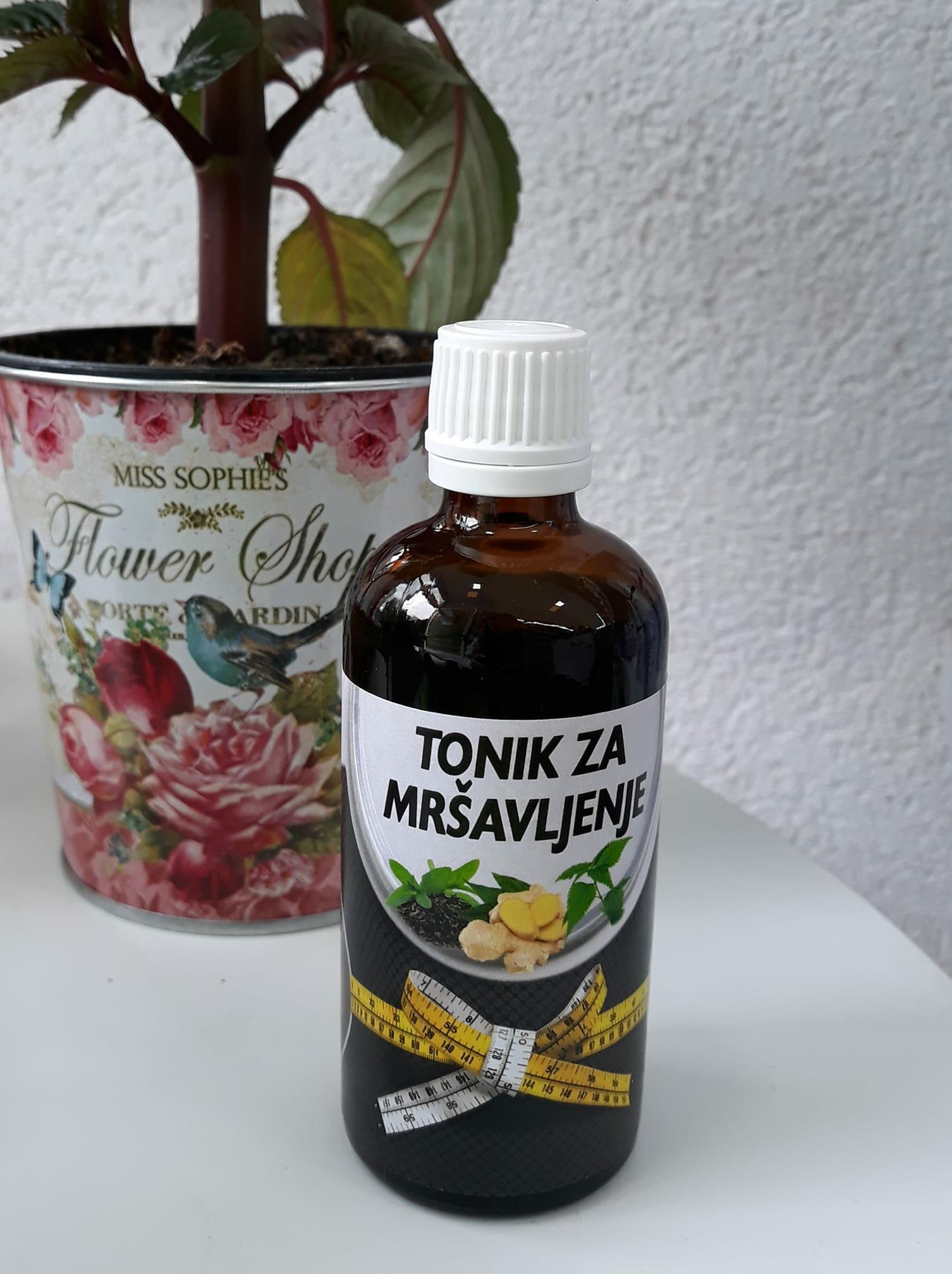 tonik za mrsavljenje eliksir